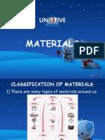 5 Materials