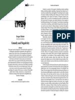 Gregor MODER [2013] Comedy and Negativity
