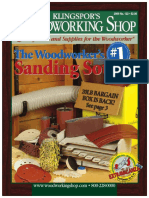 Klingspor's Woodworking Shop Vol 122 Catalog.