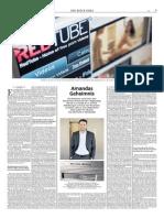 Sueddeutsche Zeitung - Seite 3 - Amandas Geheimnis - von Johannes Boie