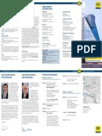 64. Bundesparteitag der FDP am 9./10. März 2013 - Einladung
