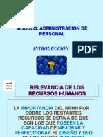 2 Administracion de Personal