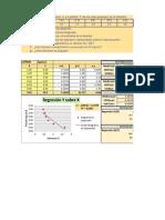 Estadística bidimensional_ejercicios