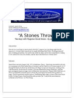 David Stone - Window into a soul