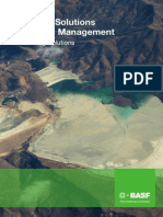 BASF Mining Solutions Tailings-Management