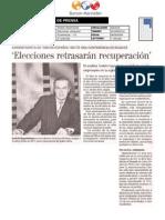 Andres Oppenheimer en Colombia en la celebración de los 80 años de Asesorias e Inversiones