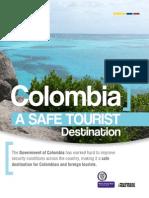 Colombia a safe tourist destination