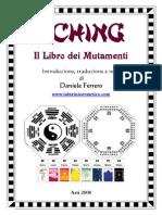 I CHING Traduzione Di Daniele Ferrero