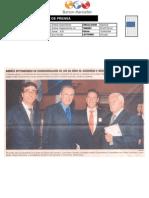 Foto sociales de la celebración de los 80 años de Asesorias e Inversiones. Diario La República