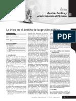 Etica Funcion Publica
