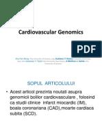 Cardiovascular Genomics Power