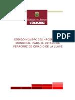 Codigo Hacendario Para El Estado de Veracruz