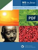 Esclerosis Multiple Medicina Alternativa y Complementaria