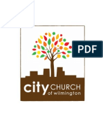City Church Proposal