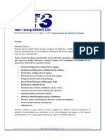 Carta de Presentacion Help Tech Services