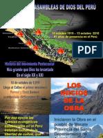 ASAMBLEAS DE DIOS 94 AÑOS DE HISTORIA