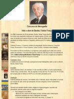 Concurso de Monografia PDF
