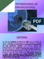 UNION INTERNACIONAL DE TELECOMUNICACIONES.pptx