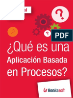 What is a Process Based Application Es 181113