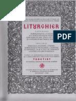 Liturghier 2000, selectionat