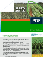LibertyLink® & Liberty® Herbicide - Weed Managment Program