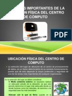 Aspectos Importantes de la Ubicación Física del Centro.pptx