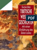 Surya Das - Tibetische Weisheitsgeschichten