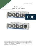 125VDC 48VDC Converter Manual 296