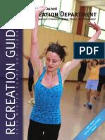 Los Altos Recreation Activity Guide Winter 2014