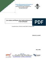 CL Etat Du Monde 2006