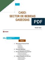 Caso Sector de Bebidas Gaseosas