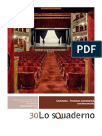 lo Squaderno no. 30 | Commons – Practices, boundaries and thresholds