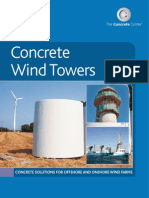 Concrete Windmills