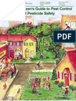 Citizen's Guide to Pests Control and Pesticides Safety