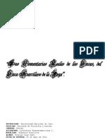 LITERATURA HISPANOAMERICANA I (TP N° 4)
