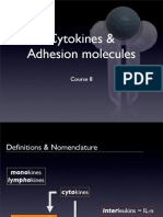 Lecture 8 Cytokines