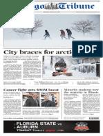 Chicago Tribune 1/6/2014
