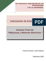 Presentación Instrumento Ferreira