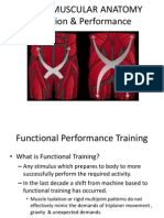 Functional Neuromuscular Anatomy