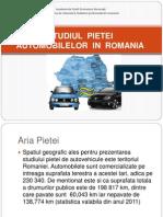 Studiul Pietei Automobilelor in Romania