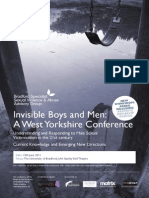 Invisible Boys Conference