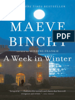 A Week in Winter by Maeve Binchy - Excerpt & Landscape Photos