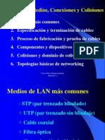 Capitulo 5 Medios Conexiones Colisiones