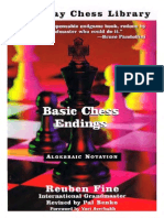 Fine, Reuben - Basic Chess Endings