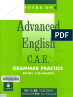 Advanced English Grammar Practice