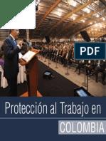 Protección al trabajo en Colombia