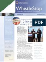 WhistleStop Summer 2009