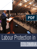 Labour protection in Colombia - Versión Inglés