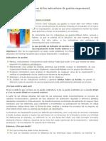 Definición y características de los indicadores de gestión empresarial _ grandes Pymes