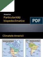 Clima Si Vegetatia Americii